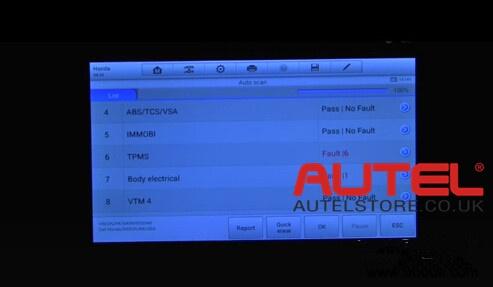 Autel MaxiDas DS808 Review: Autel DS808 Diagnose Honda Ridgeline