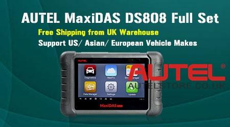 Original Autel MaxiCom MK808 VS MaxiDas DS808 – AutelStore co uk